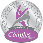 Graduate of The Developmental Model of Couples Therapy Training under Ellyn Bader Ph.D. at The Couples Institute